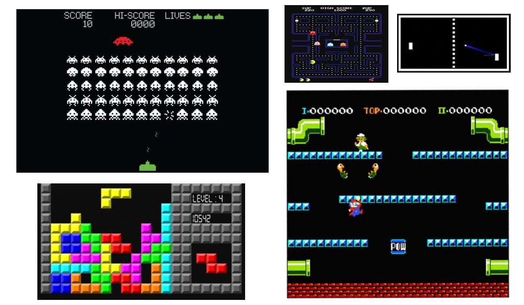 Classic Games Image