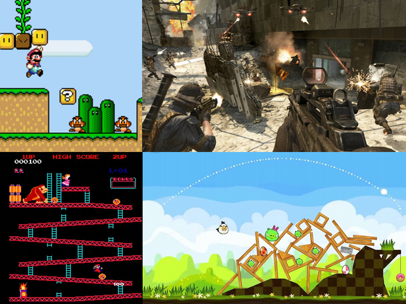 game design examples
