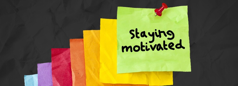 'Making Games how to stay motivated'