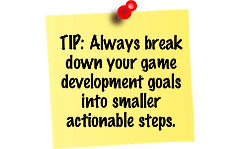 'Tip for Making Games'