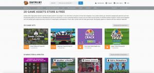 Craftpix - free game art