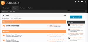 Buildbox - Game Development Forums