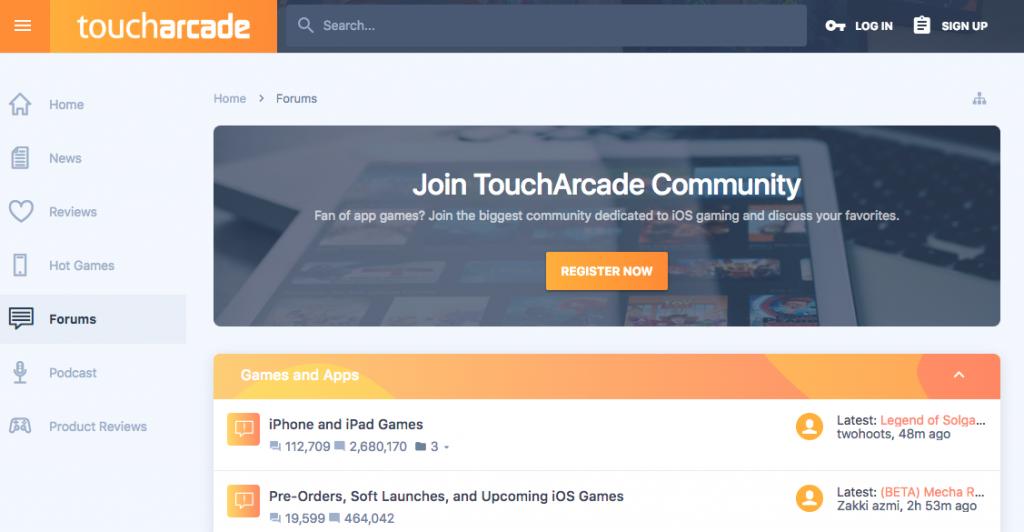 TouchArcade
