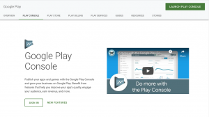 Google Play Beta Testing