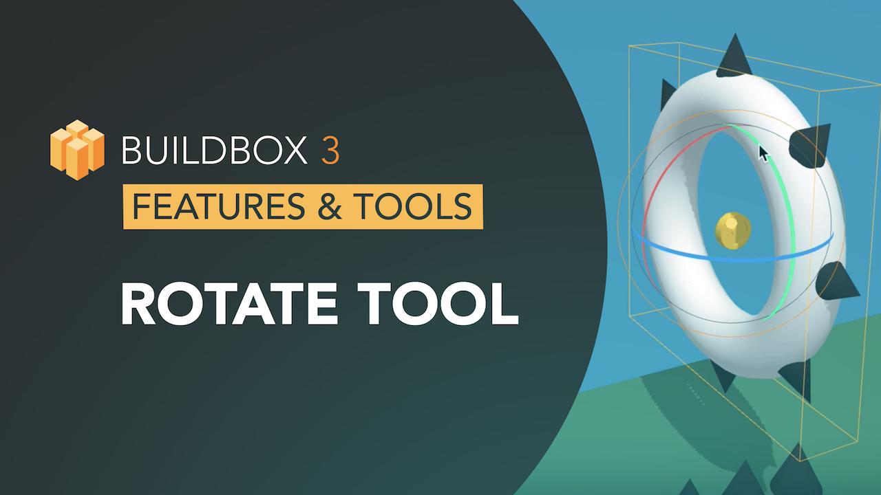 Rotate Tool
