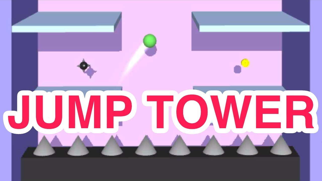 How To Make A Jump Tower Game