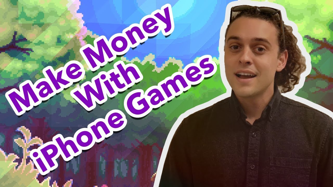 How To Make Money With iPhone Games