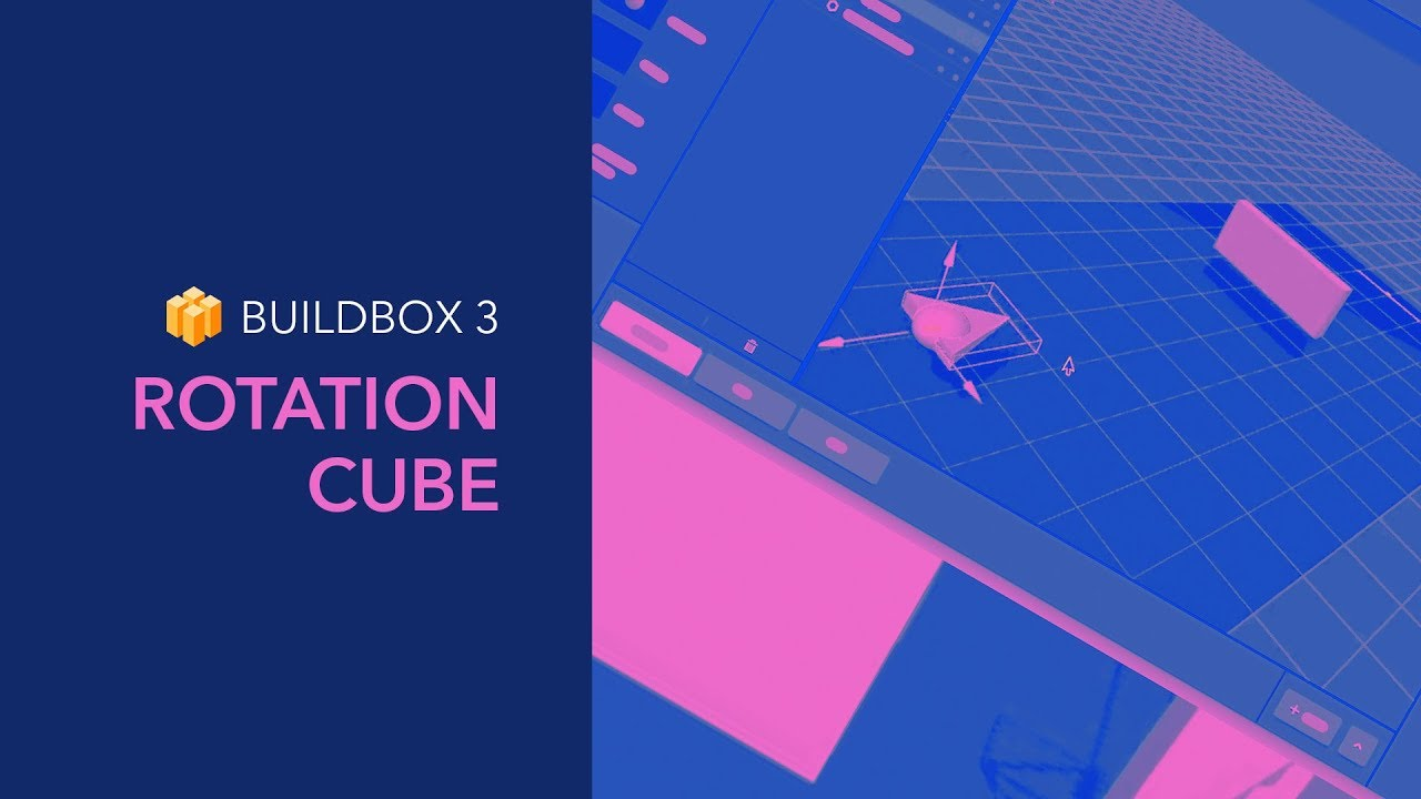 Smart Assets: Rotation Cube