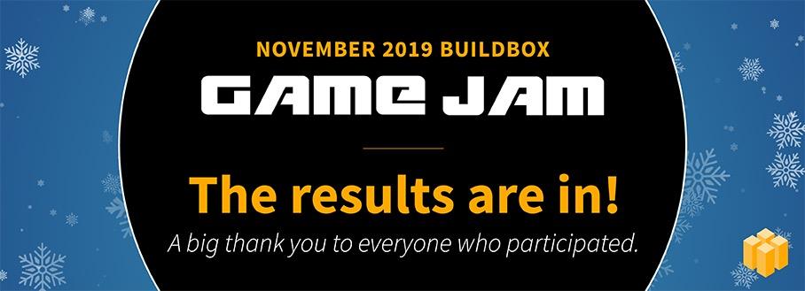 Buildbox Game Jam Winners