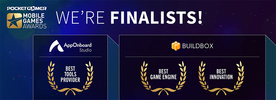 Mobile Game Awards Finalists