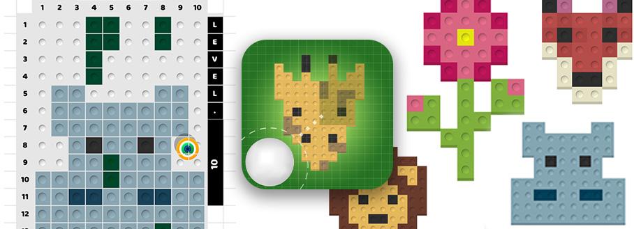 Cube Art Game