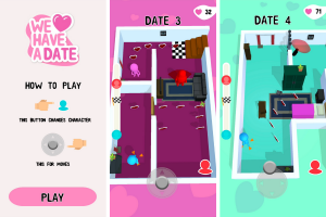 We Have A Date - Mobile Game