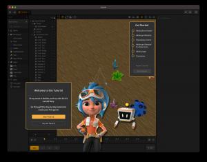 Buildbox 3.4.1 Interactive Tutorial