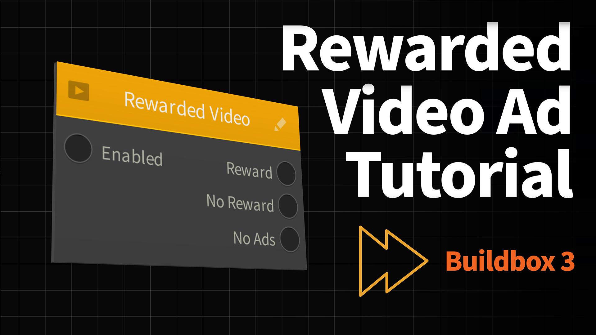 Rewarded Video Ad